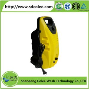 Exterior Wall Cleaning Device for Family Use