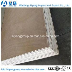 Furniture E1 E2 Grade Poplar Birch Pine Mahogany Commercial Plywood pictures & photos