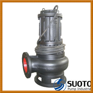 Non-Clogging Solid Handling Sewage Pump pictures & photos