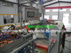 PE Spiral Wrapping Band Machine for Hydraulic Hose Sheath pictures & photos