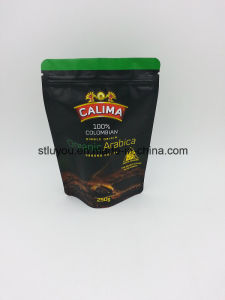 Plastic Coffee Food Packaging Stand up Ziplock Bag pictures & photos
