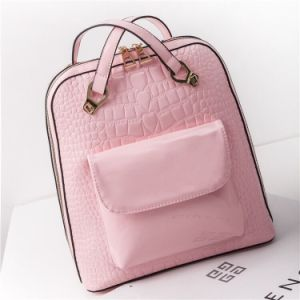 Hot Sale Girl Fashion Backpack School Bag pictures & photos