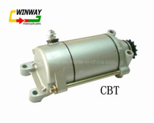 Ww-8840 OEM Quality 12V, Cbt-125 Motorcycle Parts Start Motor pictures & photos