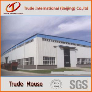 H Steel Structure Modular/Mobile/Prefab/Prefabricated Workshop Building pictures & photos