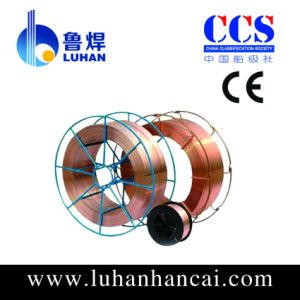 EL12/Em12k/Em12 Submerged Arc Welding Wire Factory pictures & photos