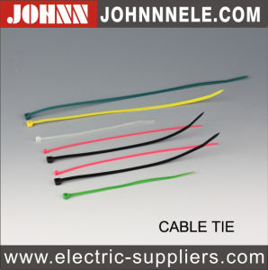 Nylon Push Mount Cable Ties Plastic Cable Ties pictures & photos