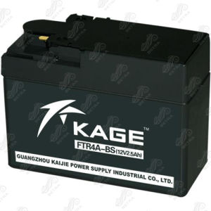 Motorcycle Battery (FTR4A-BS) 12V-2.5Ah
