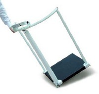 Handrail Medical Flip Seat Scale pictures & photos