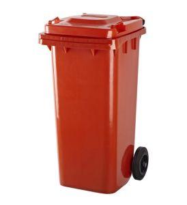 En840 Certificated Plastic Waste Bin (FS-80120B) pictures & photos