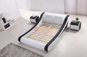 Pakistan Double Bunk Bed Moderm Furniture G996 pictures & photos