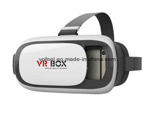 White Refined Appearance 3D Vr Box Glasses Vr Case