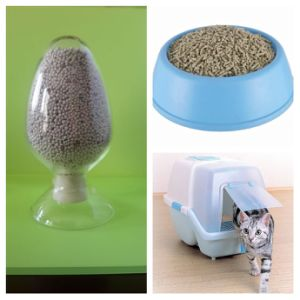 OEM Pet Supply Bentonite Cat Litter/Product pictures & photos