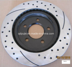 High Quality Corss Drilled and Slotted Brake Discs 54131 pictures & photos