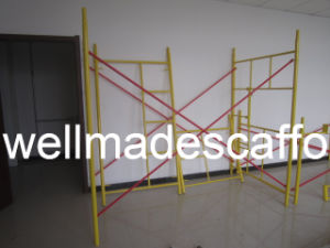 Marco Andamios Frame Scaffolding pictures & photos