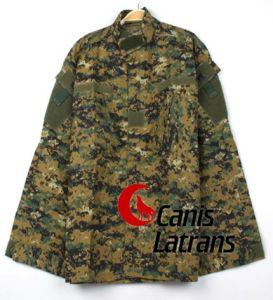 War Game Combat Battle Dress Uniform Camouflage Coat Clothes Cl34-0004 pictures & photos