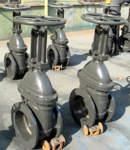 Rising Stem Gate Valve (BS3464) pictures & photos