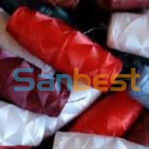 Spun Polyester Cocoon Bobbins Thread for Schiffli Embroidery Machines pictures & photos
