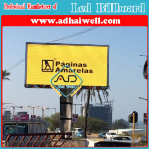 Double Side LED Cabinet Advertising Screen Outdoor Billboard Structure LED Display pictures & photos