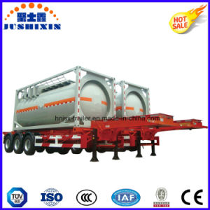 Small Volume 24000L Fuel Oil Storage Tank Container pictures & photos