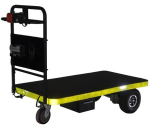 Utility Platform Hand Cart (PT1-C4 Curtis Controller and 400W Motor)