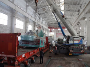 400ton PLC Hydraulic Metal Car Baler Machine pictures & photos