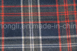 Yarn Dyed T/R Fabric, Plaid, Two Way Spandex, 65%Polyester 32%Rayon 3%Spandex, 280GSM pictures & photos