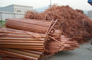Millberry Copper Wire Scrap 99.99% pictures & photos