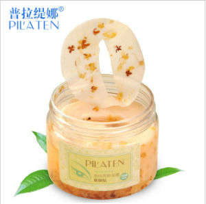 Eye Skin Care 60PCS/ Bottle Pilaten Gold Osmanthus Fresh Petals Eye Mask for Whitening Moisturizing Black Finelines Firming & Eye Bags Removal pictures & photos
