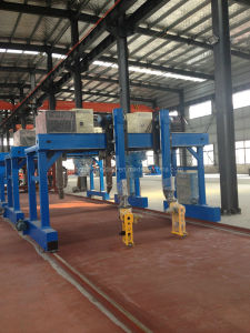 H Section Steel Column Beam Welding Machine pictures & photos