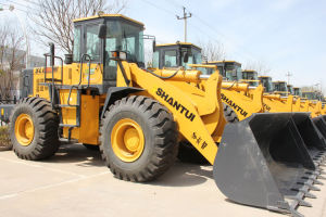 Shantui 5tons Ready-Made New Wheel Loader (SL50W) pictures & photos