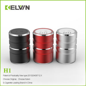 Hot Style Portable Kelvin Electronic Hookah H1 Mini E Hookah