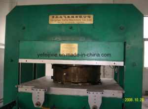 Vulcanizer Plate Hydraulic Press Rubber Machine pictures & photos
