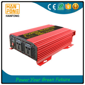 Hanfong New DC AC Inverter 3000watt with Cup Control (TP3000) pictures & photos