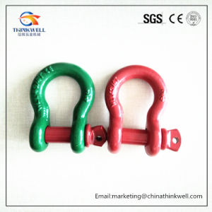 Forged Painted 3/4 Shackle with Pin pictures & photos