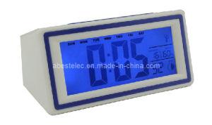 Digital Dcf Radio Controlled Desk Alarm Clock