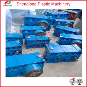 Single-Screw Plastic Extruder Gearbox (ZLYJ395-16) pictures & photos