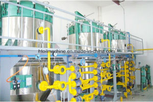2015 Huatai Brand China Corn Germ Oil Refining Machine / Corn Oil Making Machine Equipment