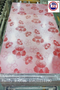 Decorative Panel -- Lck MDF or Plywood (LCK-2027) pictures & photos
