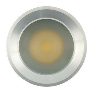 Lathe Aluminum GU10 MR16 Round Fixed Recessed LED Bathroom Downlight (LT2910) pictures & photos