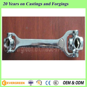 Water Glass Casting for CNC Precision Machining (IC-45) pictures & photos
