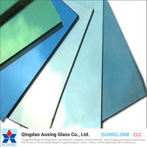 Reflective Float/Toughened Glass for Building Glass pictures & photos
