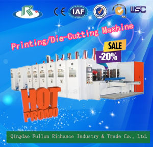 Corrugated Cardboard Printing Slotting Machine pictures & photos