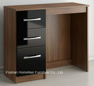 Wooden Study Desk with 3 Drawers (HHSD08BT) pictures & photos