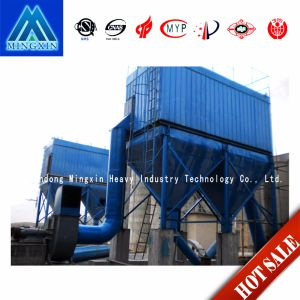 High Quality Gas Box Pulse Bag Dust Collector pictures & photos