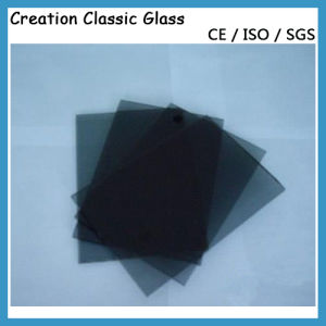 Dark Grey Tinted Float Glass for Building Glass/Decorative Glass pictures & photos