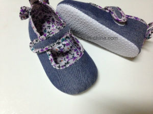 Simple Designs Mary Jane Baby Shoes 1791 pictures & photos