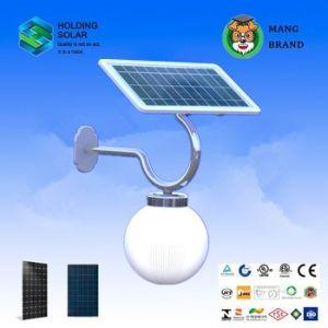 Decoration Rechargeable Solar LED Light Parts Lamp pictures & photos