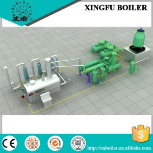 Tyre Oil Distillation Plant to Diesel Oil and Gasoline pictures & photos