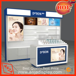 Shop Cosmetic Display Stand Cosmetic Display Shelf pictures & photos