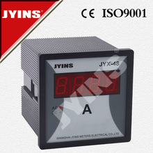 LCD Single Phase Digital Meter / Ammeter (JYX-48) pictures & photos